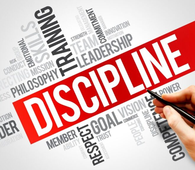 8 Tips on How to Keep Disciplined