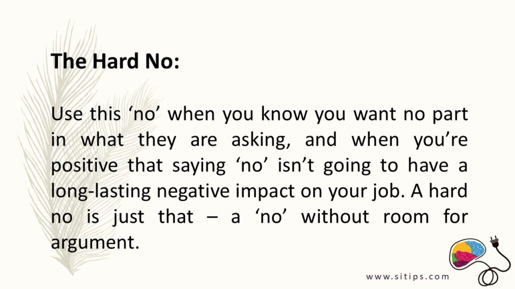 How to Say No to Opportunities