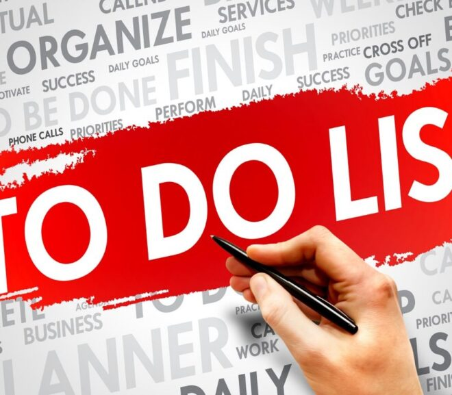 Write It Down And Check It Off – Why To-Do Lists Work
